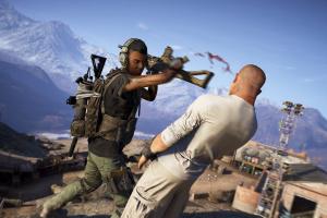 Tom Clancy's Ghost Recon: Wildlands Screenshot