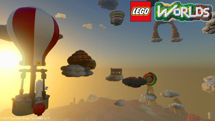 LEGO Worlds Review - Screenshot 1 of 4