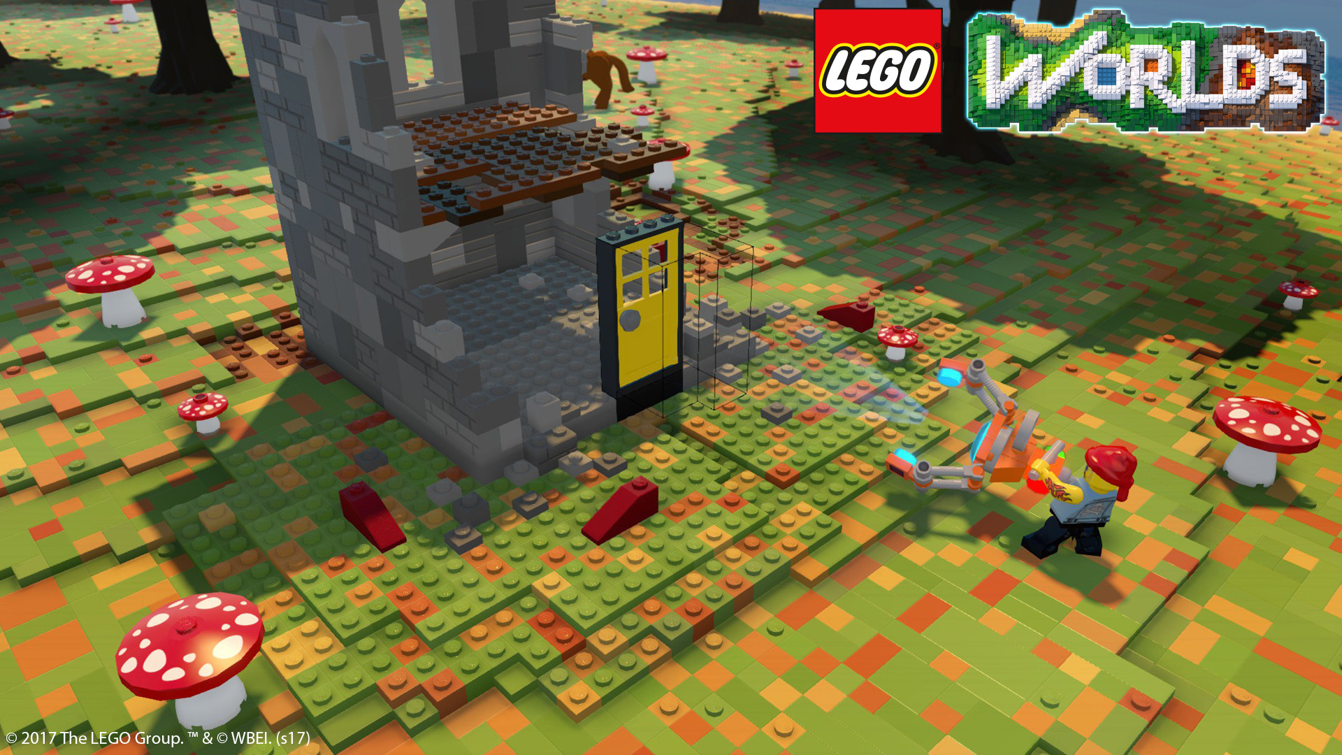 lego worlds review ps4 push square. Black Bedroom Furniture Sets. Home Design Ideas