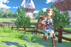 Atelier Firis: The Alchemist and the Mysterious Journey Screenshot