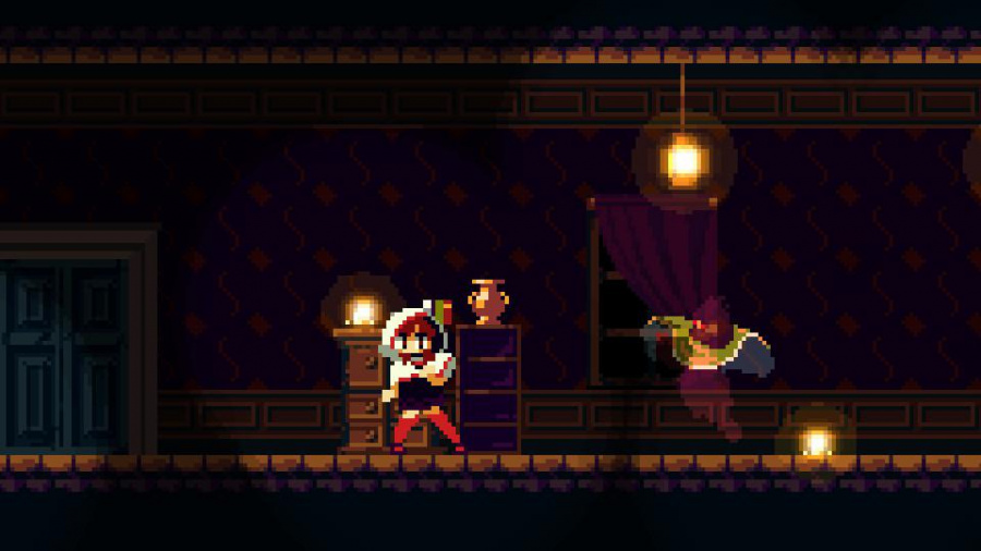 Momodora: Reverie Under the Moonlight Review - Screenshot 1 of 4