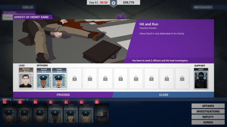 This Is the Police Review - Screenshot 3 of 4