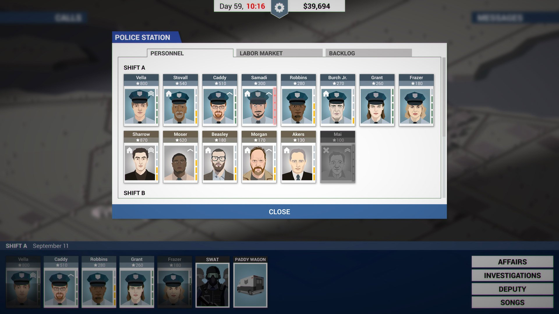 This Is the Police (PS4 / PlayStation 4) Game Profile ...