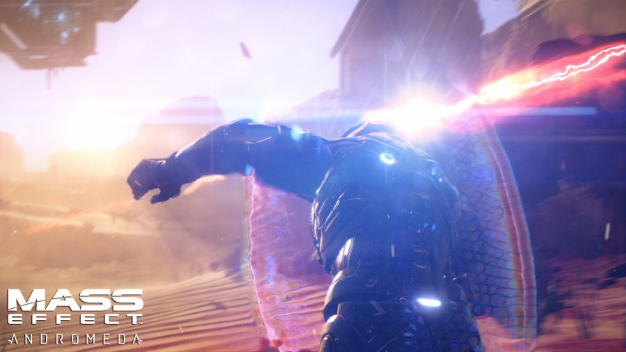 Mass Effect: Andromeda Review - Screenshot 1 of 6
