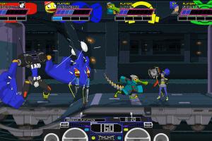 Lethal League Screenshot