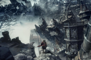Dark Souls III: The Ringed City Screenshot