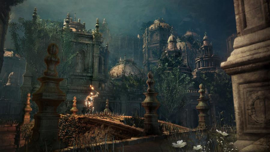 Dark Souls III: The Ringed City Review - Screenshot 1 of 4