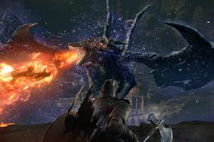 Dark Souls III: The Ringed City Screenshot