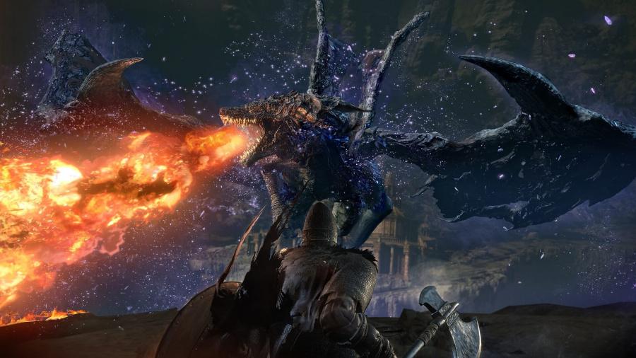 Dark Souls III: The Ringed City Review - Screenshot 3 of 4