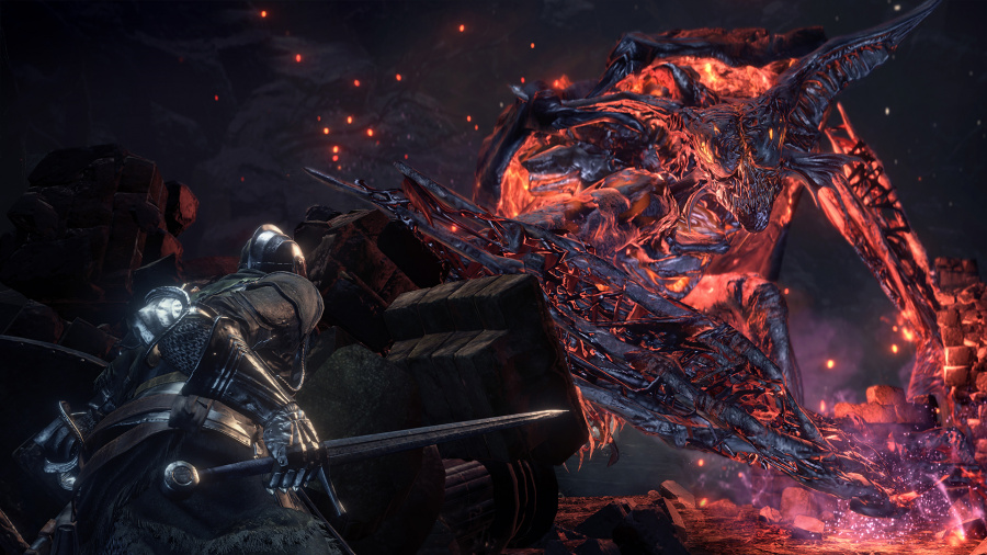 Dark Souls III: The Ringed City Review - Screenshot 1 of 3