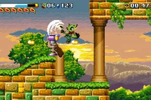 Freedom Planet Screenshot