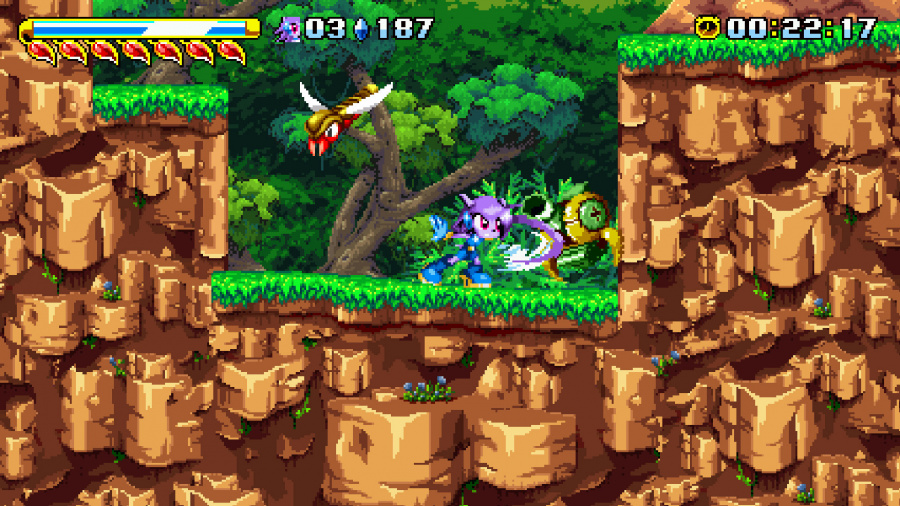 Freedom Planet Review - Screenshot 2 of 3