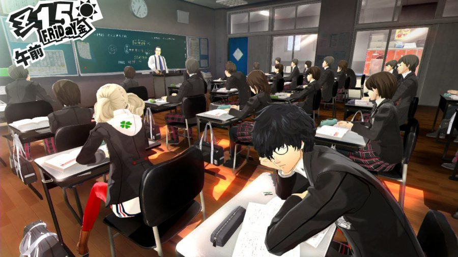 Persona 5 Review - Screenshot 3 of 6