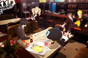 Persona 5 Screenshot