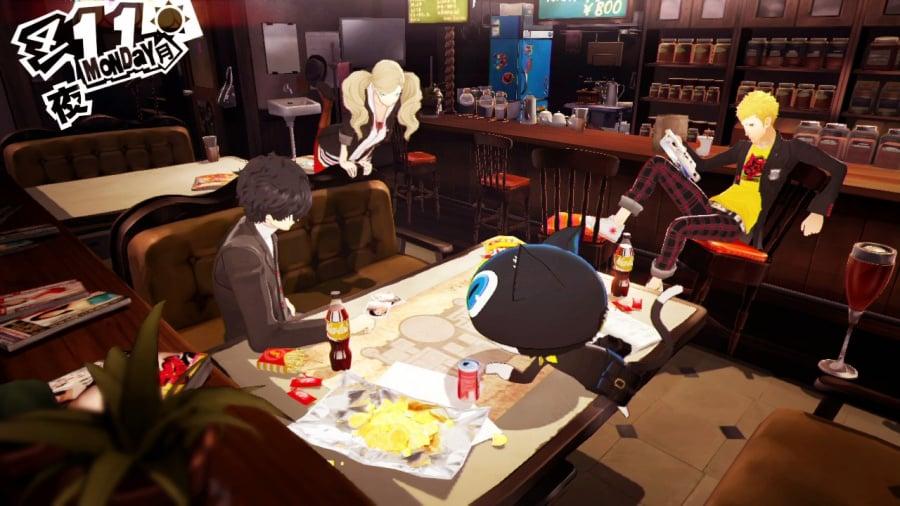 Persona 5 Review - Screenshot 5 of 6