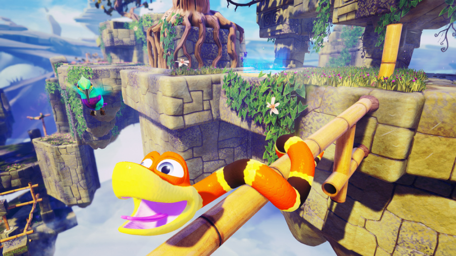 Snake Pass Review - Screenshot 4 of 4