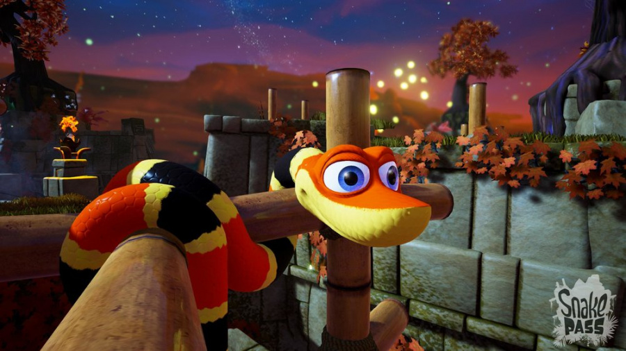 Snake Pass Review - Screenshot 2 of 4