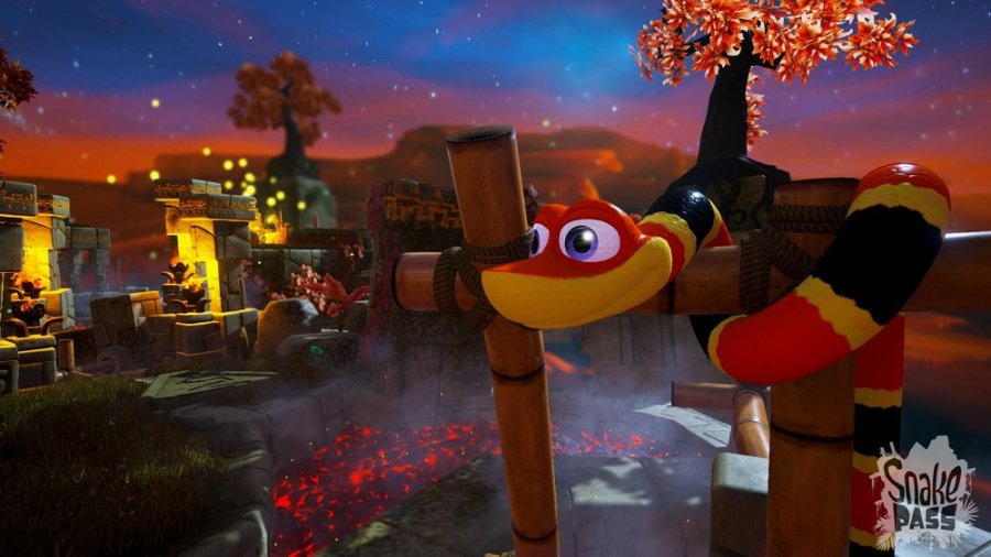 Snake Pass Review - Screenshot 3 of 4
