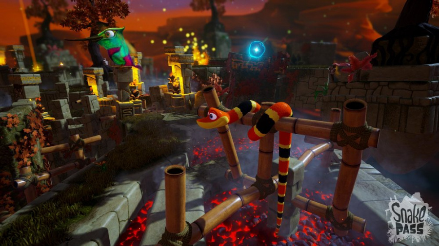 Snake Pass Review - Screenshot 1 of 4