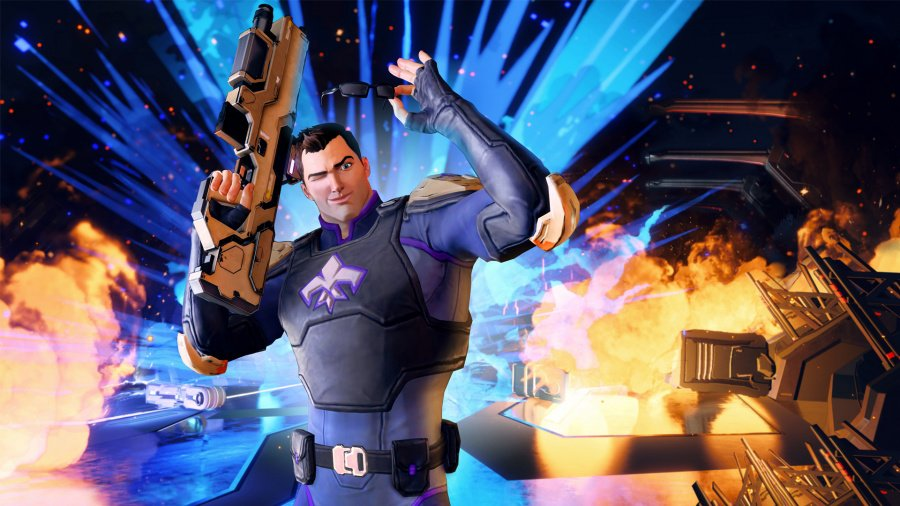 Agents of Mayhem Review - Screenshot 1 of 6