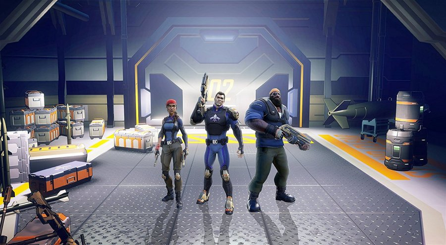 Agents of Mayhem Review - Screenshot 4 of 6