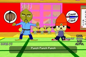 PaRappa the Rapper Remastered Screenshot