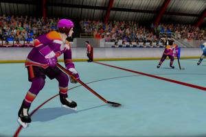 Old Time Hockey Screenshot