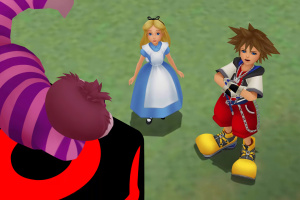 Kingdom Hearts HD 1.5 + 2.5 Remix Screenshot