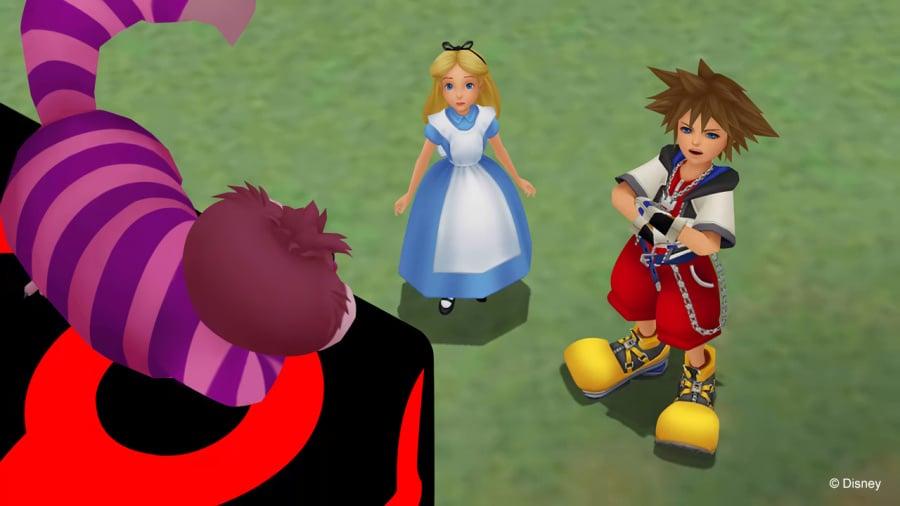 Kingdom Hearts HD 1.5 + 2.5 Remix Review - Screenshot 2 of 5