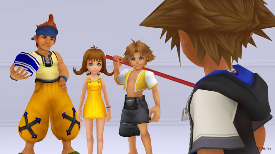 Kingdom Hearts HD 1.5 + 2.5 Remix Review - Screenshot 3 of 5