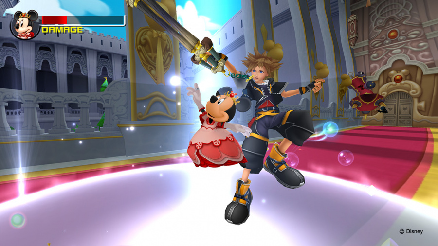 Kingdom Hearts HD 1.5 + 2.5 Remix Review - Screenshot 1 of 4