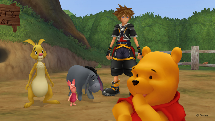 Kingdom Hearts HD 1.5 + 2.5 Remix Review - Screenshot 4 of 5