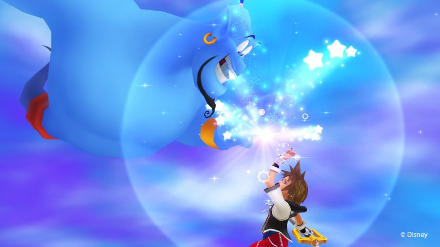 Kingdom Hearts HD 1.5 + 2.5 Remix Review - Screenshot 5 of 5