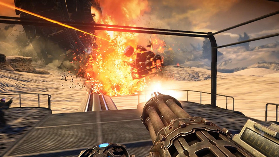 Bulletstorm: Full Clip Edition Review - Screenshot 1 of 5
