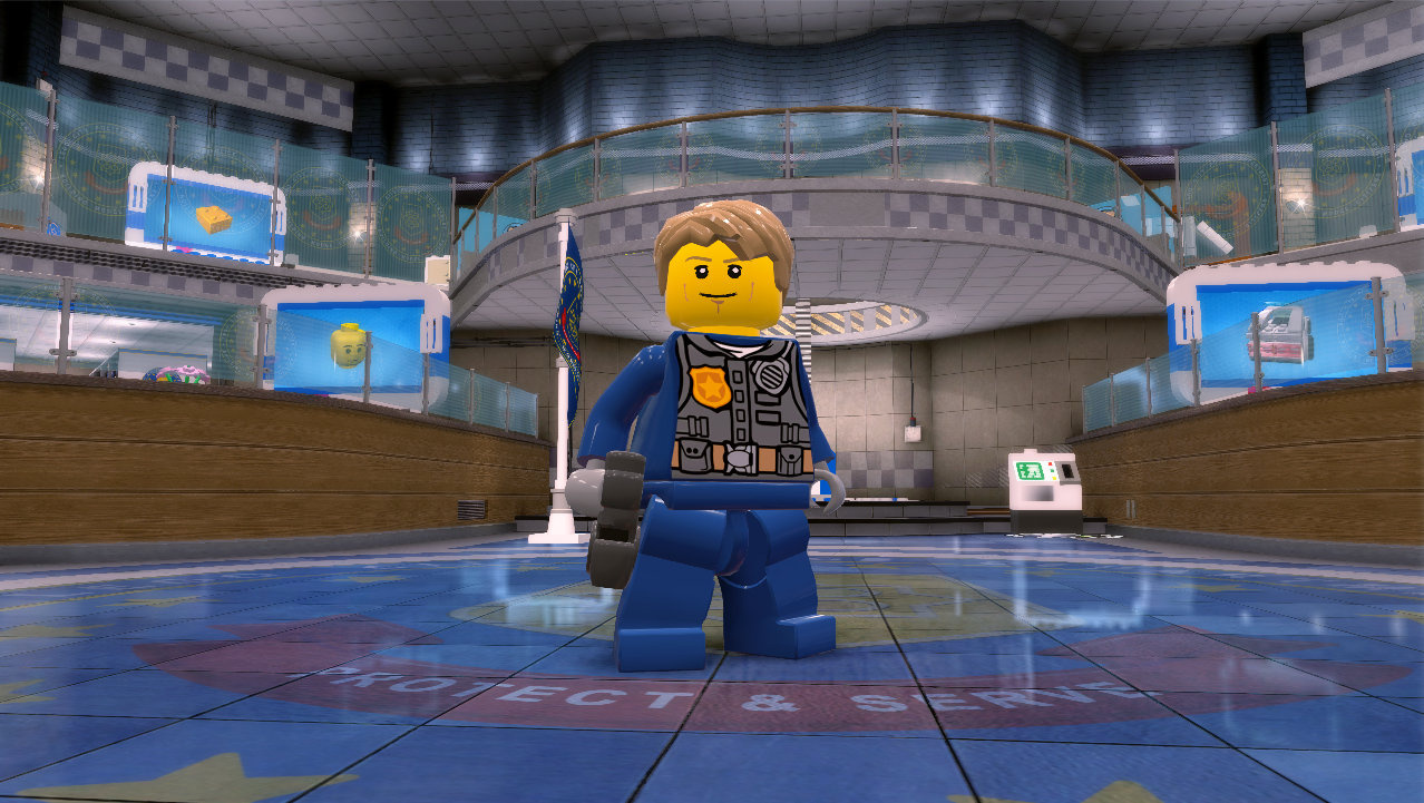 Lego City Undercover Review Ps4 Push Square