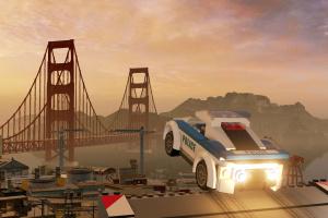 LEGO City Undercover Screenshot