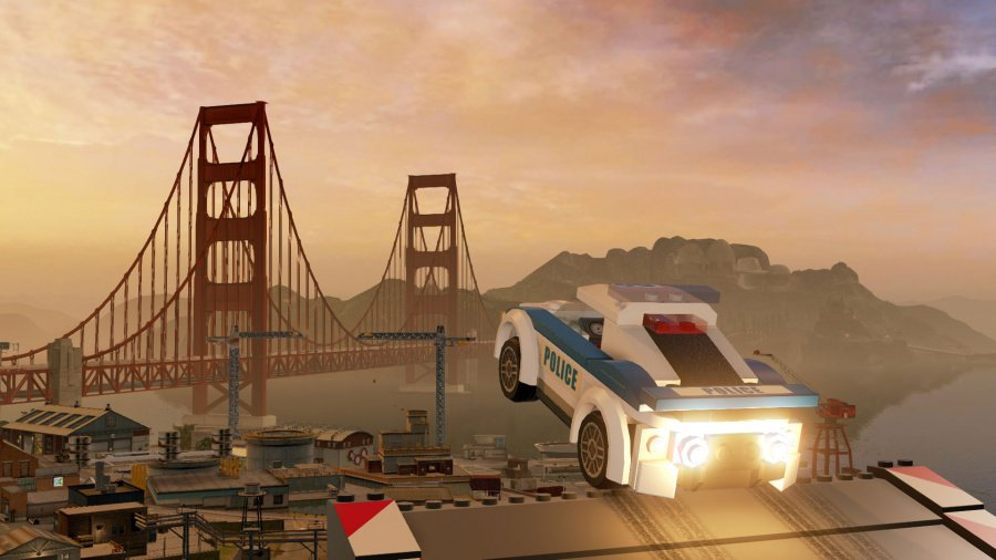 LEGO City Undercover Review - Screenshot 1 of 3