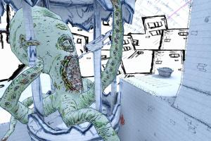 Drawn to Death Screenshot