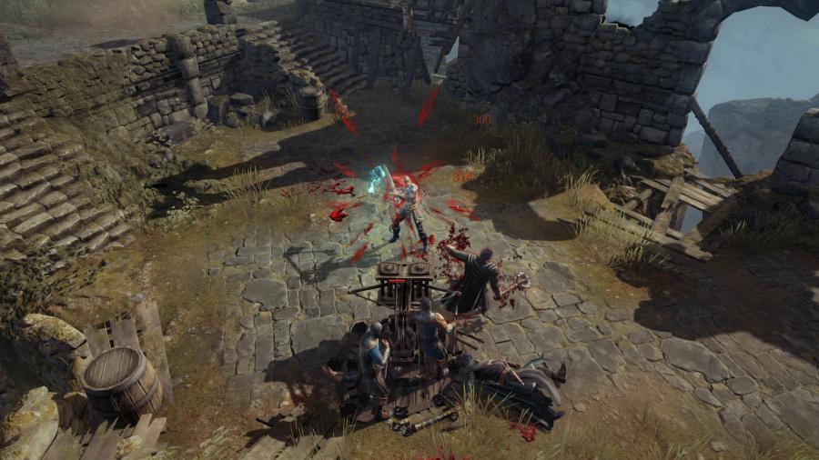 Vikings - Wolves of Midgard Review - Screenshot 1 of 4