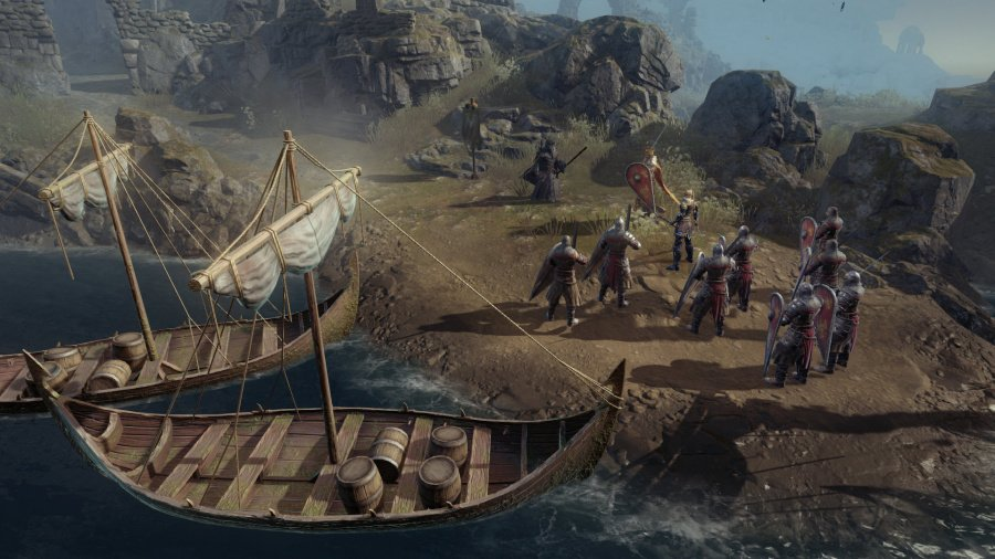Vikings - Wolves of Midgard Review - Screenshot 4 of 4