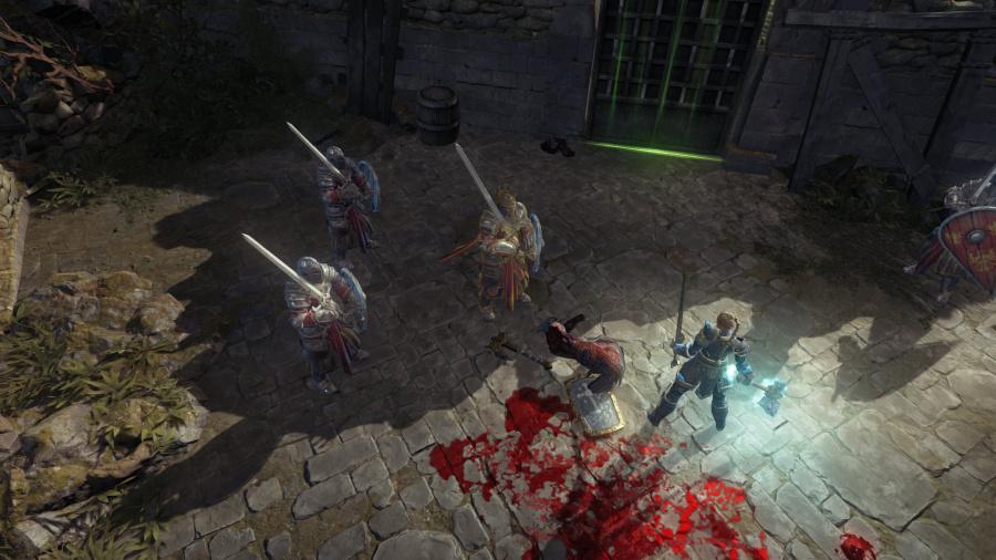 Vikings - Wolves of Midgard Review - Screenshot 2 of 4