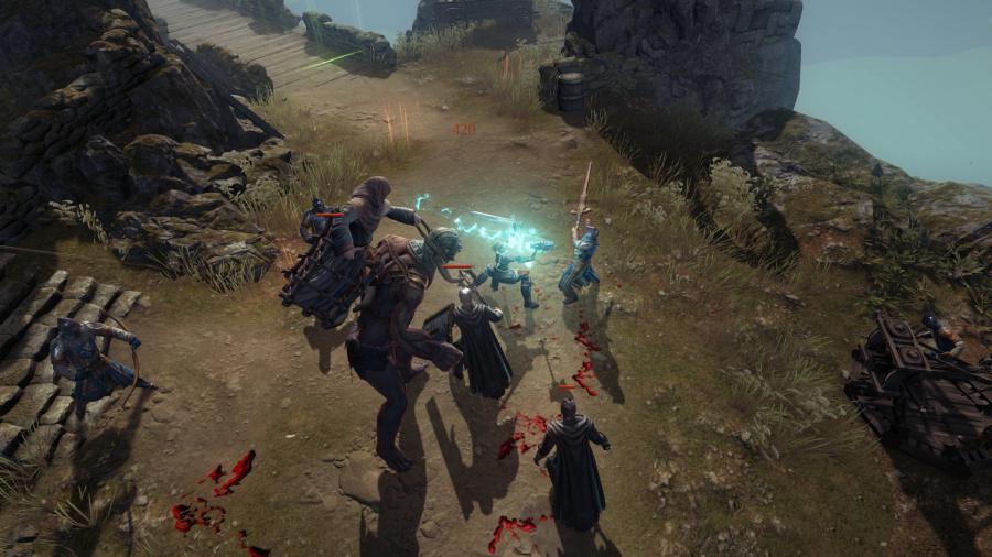 Vikings - Wolves of Midgard Review - Screenshot 4 of 4