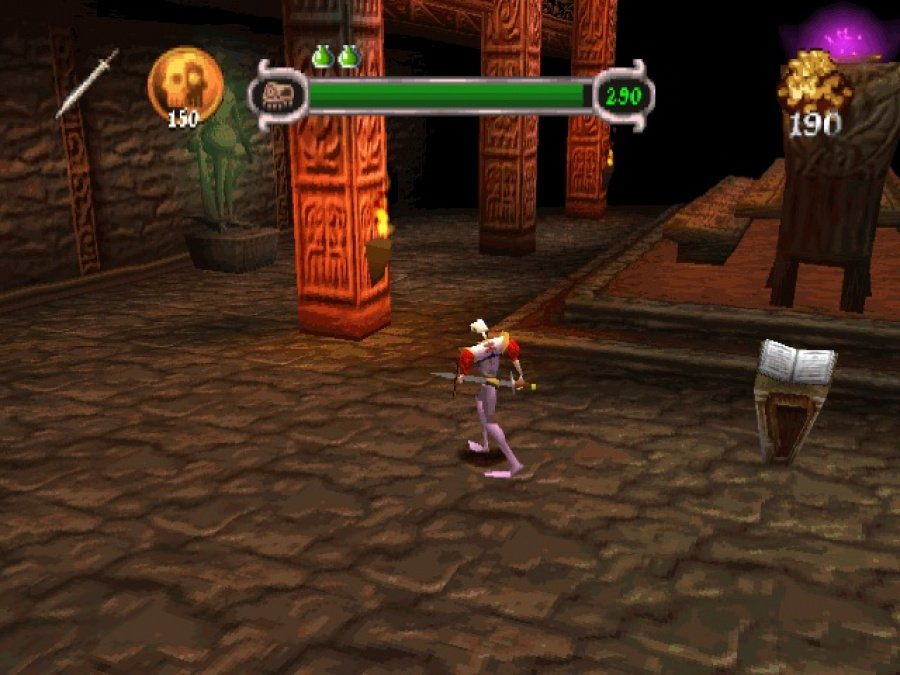 Medievil Review Psone Push Square