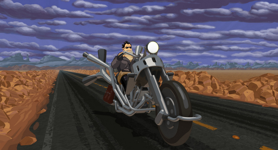 Full Throttle Remastered Review - Screenshot 3 of 4