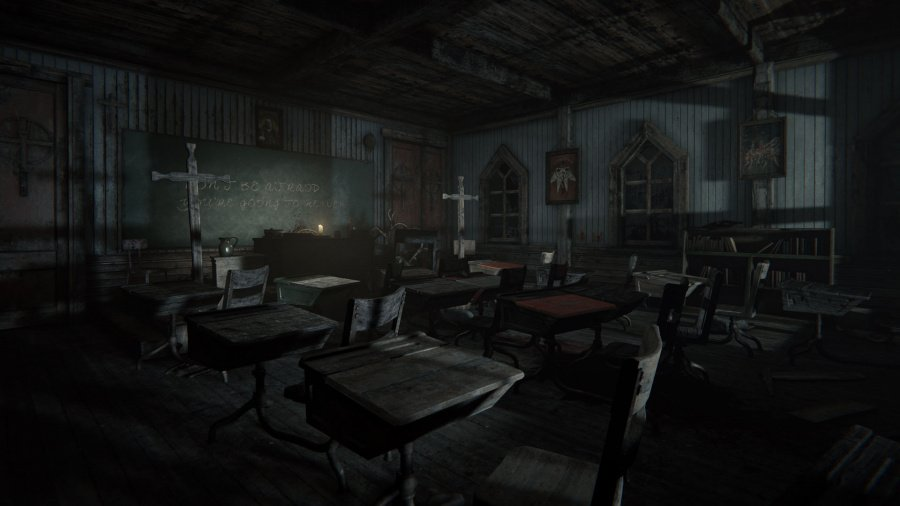 Outlast II Review - Screenshot 3 of 4