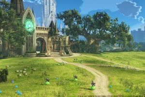 Dragon Quest Heroes II Screenshot