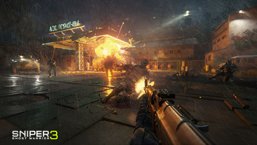 Sniper: Ghost Warrior 3 Review - Screenshot 3 of 3