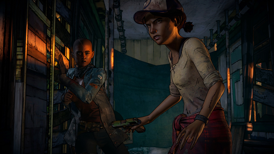 The Walking Dead: A New Frontier - Episode 4: Thicker Than Water Review - Screenshot 1 of 3
