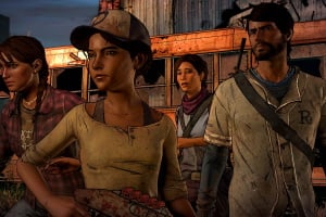 The Walking Dead: A New Frontier - Episode 4: Thicker Than Water Screenshot