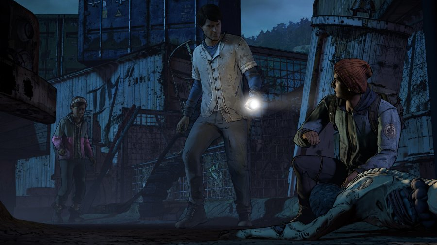 The Walking Dead: A New Frontier - Episode 4: Thicker Than Water Review - Screenshot 3 of 3